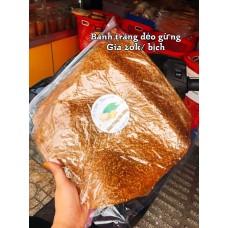 Bánh tráng dẻo gừng