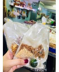 Bánh tráng tăc muối đậu