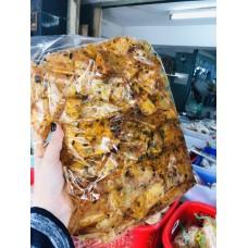 bánh tráng ống cuộn bò
