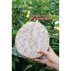 Bánh đa mè nhỏ
