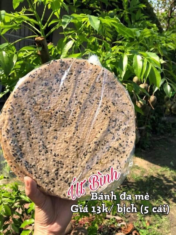 Bánh đa mè
